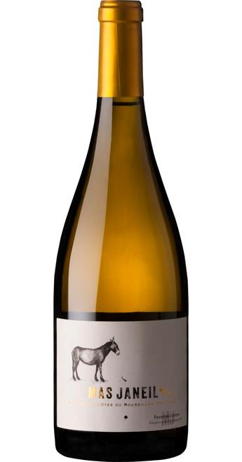 Côtes du Roussillon Blanc, Mas Janeil 2015, Languedoc-Roussillon, France