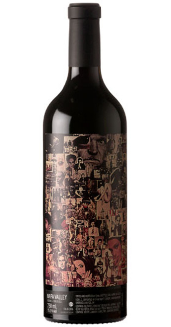 Abstract, Orin Swift 2017, California, U.S.A.