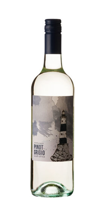 Pinot Grigio, Stormy Cape 2017, Western Cape, South Africa