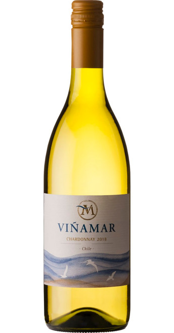 Chardonnay 2018, Viñamar, Casablanca Valley, Chile