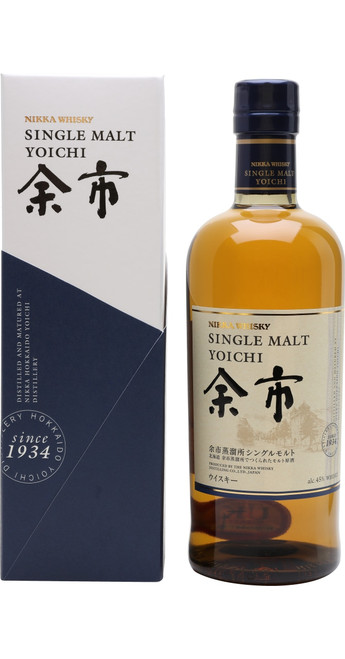 Nikka Whisky Yoichi Single Malt Whisky