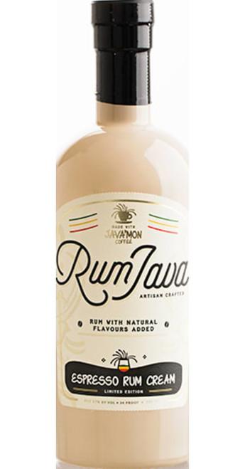 RumJava Espresso Rum Cream Liqueur