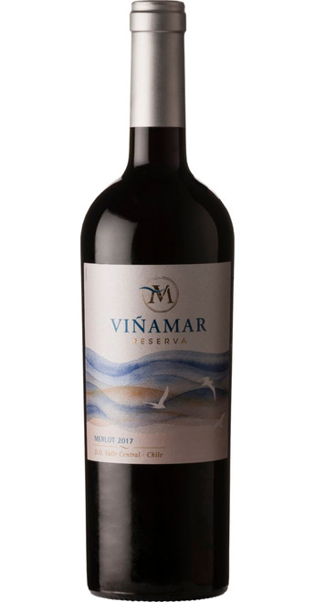 Merlot Reserva 2017, Viñamar