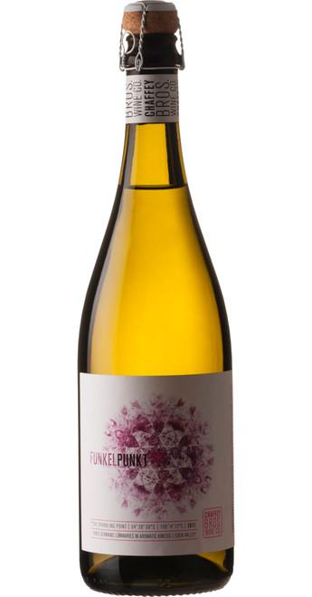 Chaffey Bros. Wine Co. Funkelpunkt Sparkling Riesling Kerner Gewürtz 2017