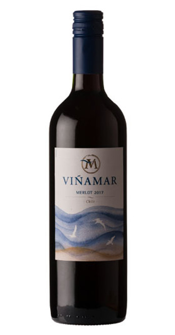 Merlot, Viñamar 2018, Casablanca Valley, Chile