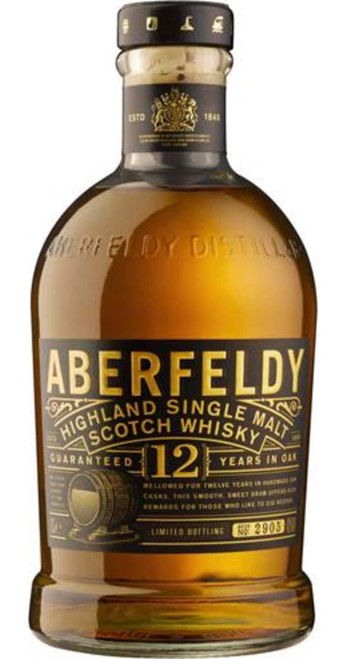Aberfeldy 12yo Single Malt