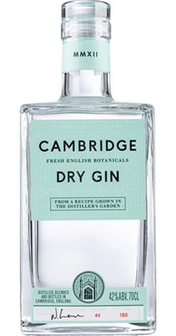 Cambridge Distillery Dry Gin