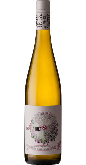 Tripelpunkt Riesling 2017, Chaffey Bros. Wine Co., South Australia, Australia