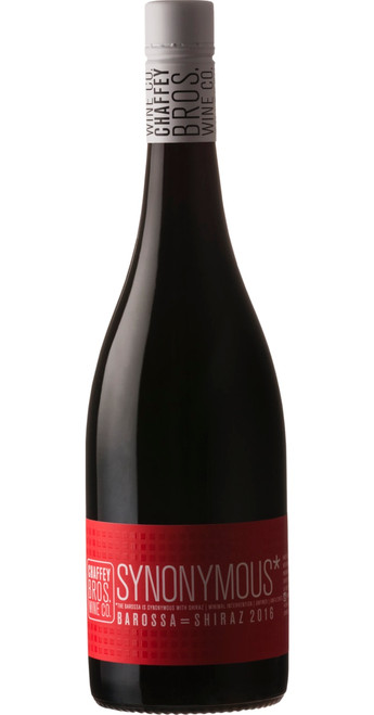 Synonymous Shiraz 2017, Chaffey Bros. Wine Co., South Australia, Australia