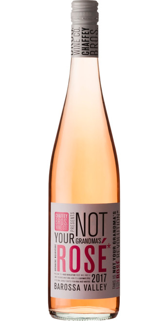 Not Your Grandma's Rosé 2018, Chaffey Bros. Wine Co.