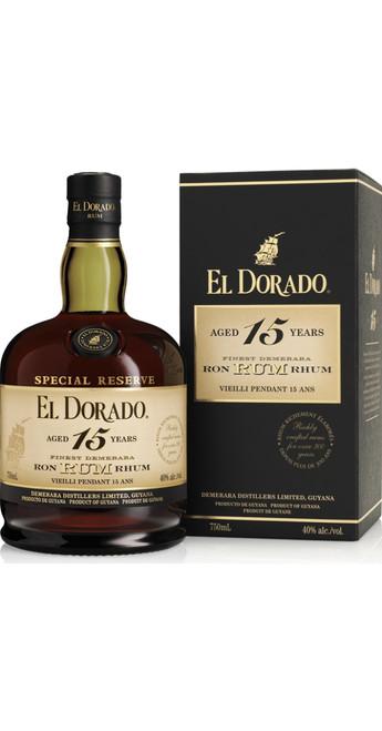 El Dorado Special Reserve 15yo Rum
