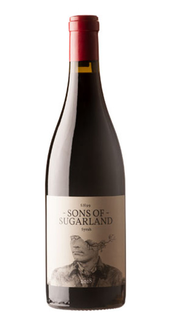 Sons of Sugarland Syrah, Boschkloof Wines 2018, Stellenbosch, South Africa
