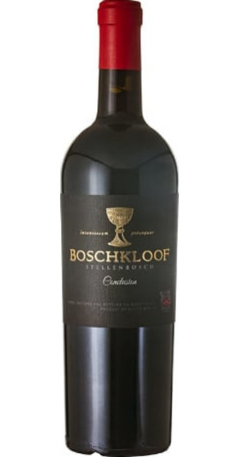 Conclusion, Boschkloof Wines 2016, Stellenbosch, South Africa