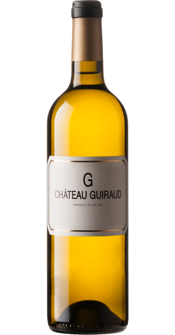 Bordeaux Blanc Sec Organic, Chateau Guiraud 2017, France