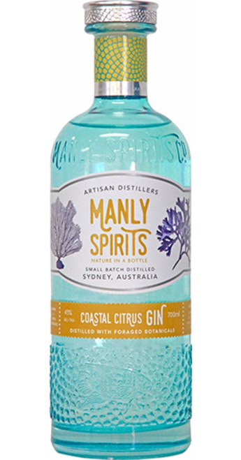 Manly Coastal Citrus Gin