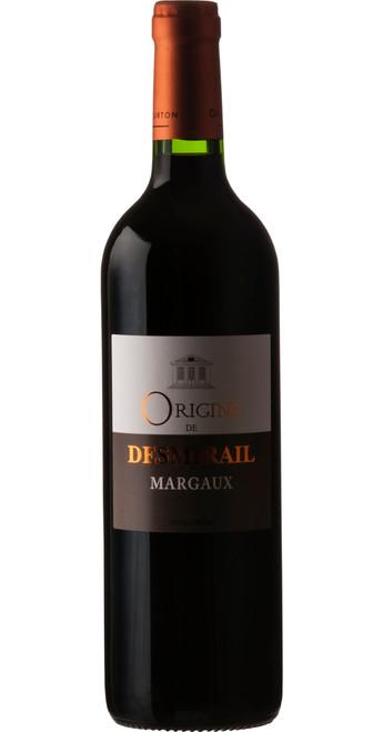 Origine de Desmirail, Margaux 2015, Château Desmirail