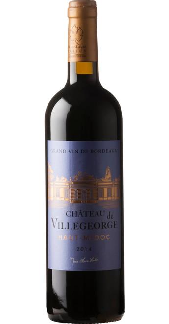 Haut-Médoc, Château de Villegeorge 2014, Bordeaux, France