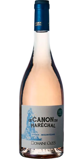 Canon du Marechal Organic Rose, Domaine Cazes 2018, Languedoc-Roussillon, France
