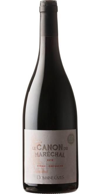 Canon du Marechal Organic Red, Domaine Cazes 2018, Languedoc-Roussillon, France