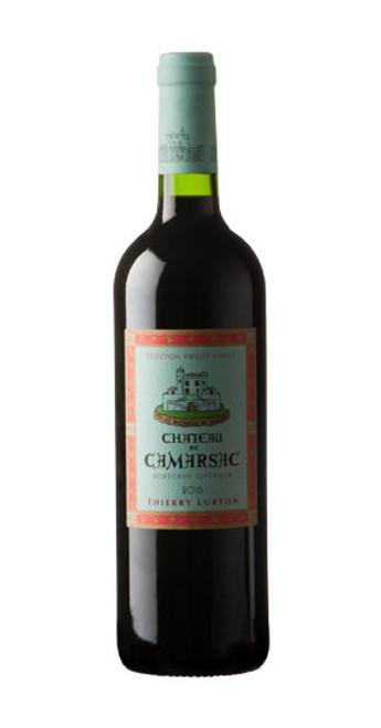 Vieilles Vignes, Bordeaux Supérieur 2016, Château Camarsac, France