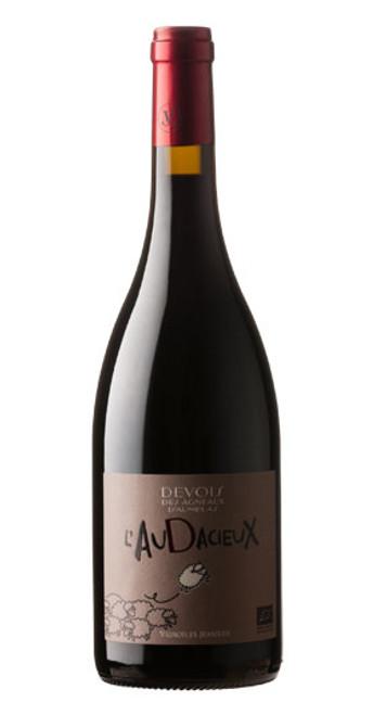 L'Audacieux Rouge, Vignobles Jeanjean 2017, Languedoc-Roussillon, France