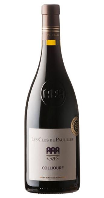 Clos de Paulilles Red, Domaine Cazes 2017, Languedoc-Roussillon, France