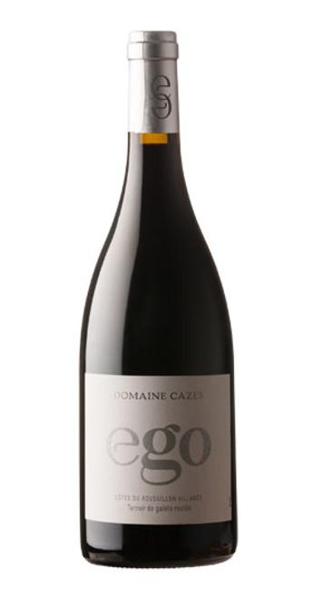 Ego Organic Cotes du Roussillon Villages Red, Domaine Cazes 2017, Languedoc-Roussillon, France