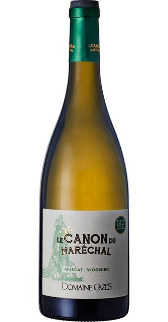 Canon du Marechal Organic White, Domaine Cazes 2018, Languedoc-Roussillon, France