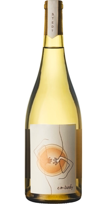 Embody Pinot Gris, Stedt Wines 2017, Oregon, U.S.A.