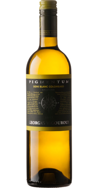 Pigmentum Blanc, IGP Gascony, Georges Vigouroux 2017, South West France, France