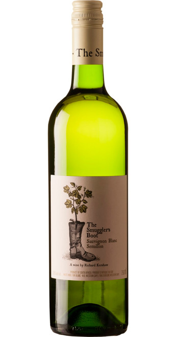 The Smuggler's Boot Sauvignon Blanc Semillon 2017, Richard Kershaw, Western Cape, South Africa