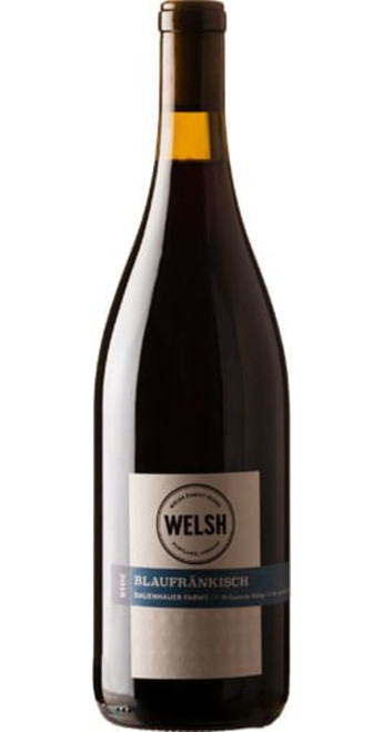 Dauenhauer Farms Blaufrankisch 2018, Welsh Family Wines, Oregon, U.S.A.