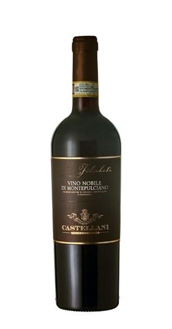 Filicheto Vino Nobile di Montepulciano DOCG, Castellani 2014, Tuscany, Italy