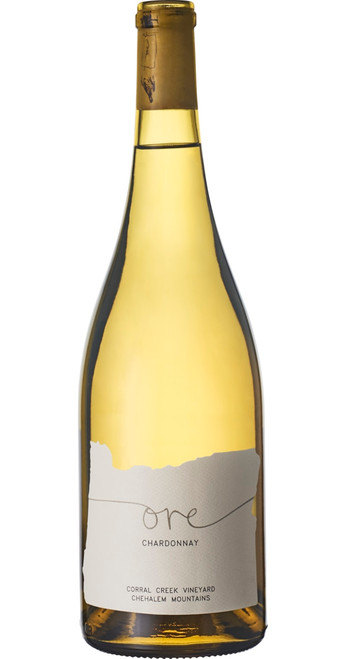 Chehalem Mountains AVA Chardonnay 2017, Ore Winery