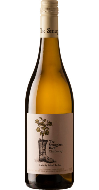 The Smuggler's Boot Chardonnay, Richard Kershaw 2017, Western Cape, South Africa