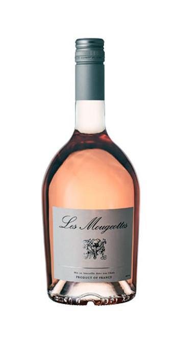 Rosé, IGP Pays d'Oc, Les Mougeottes 2018, Languedoc-Roussillon, France