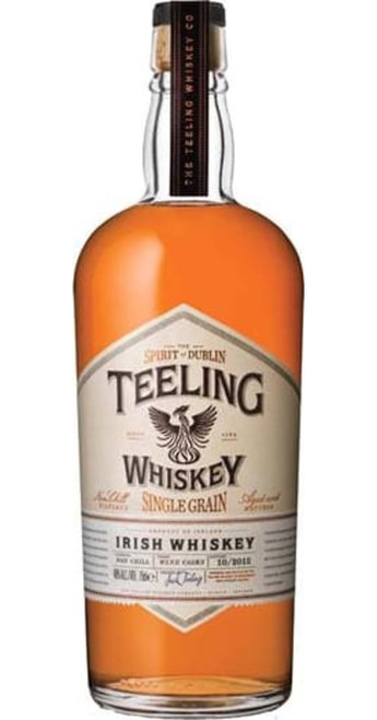 Teeling Whiskey Single Grain Irish Whiskey