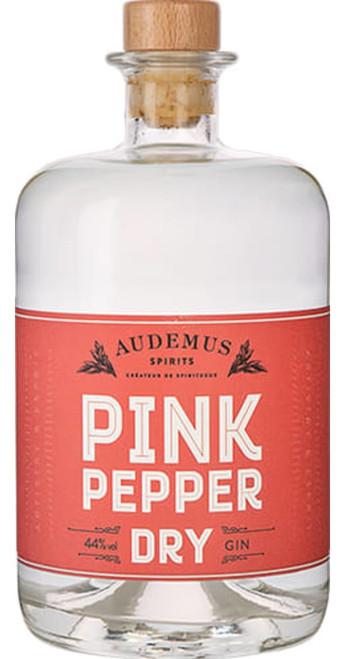 Audemus Pink Pepper Dry Gin