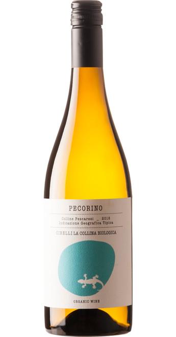 Pecorino IGT Colline Pescaresi Organic 2018, Francesco Cirelli, Abruzzo & Molise, Italy
