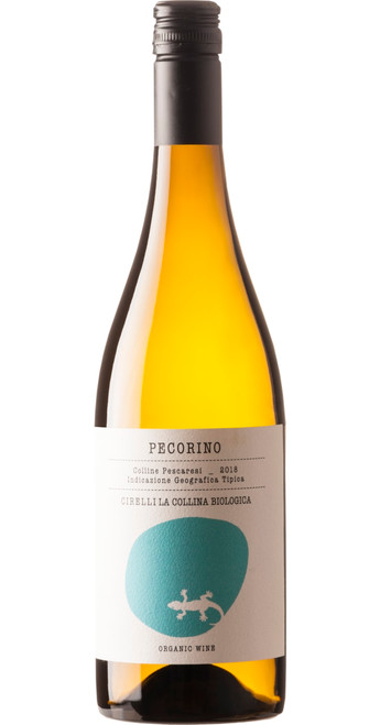 Pecorino IGT Colline Pescaresi Organic, Francesco Cirelli 2018, Abruzzo & Molise, Italy