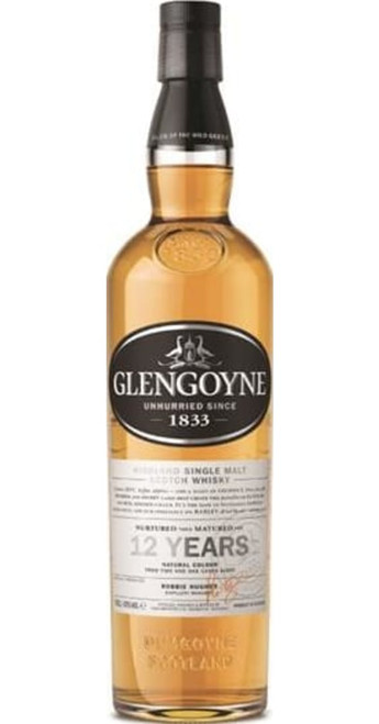 Glengoyne 12yo Highland Single Malt Whisky