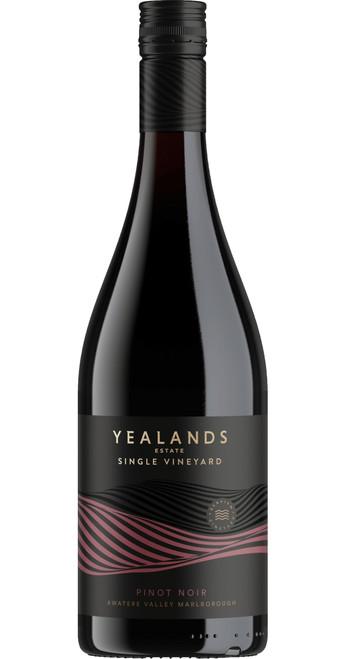 Pinot Noir 2018, Yealands Estate, Marlborough, New Zealand