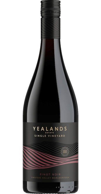 Pinot Noir, Yealands Estate 2018, Marlborough, New Zealand