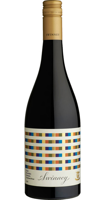 Frankland River Syrah Mourvedre Grenache 2018, Swinney Vineyards