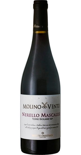 Nerello Mascalese, IGT Terre Siciliane, Molino a Vento 2018, Sicily & Sardinia, Italy