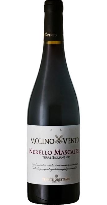 Nerello Mascalese, IGT Terre Siciliane 2018, Molino a Vento, Sicily & Sardinia, Italy