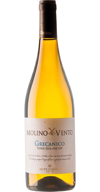 Grecanico, IGT Terre Siciliane, Molino a Vento 2018, Sicily & Sardinia, Italy