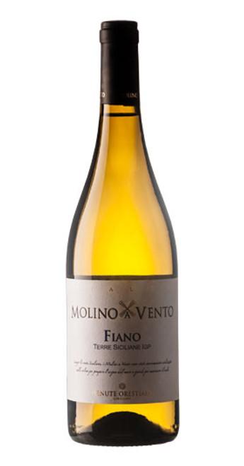 Fiano, IGT Terre Siciliane, Molino a Vento 2018, Sicily & Sardinia, Italy