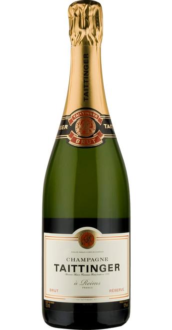 Taittinger Champagne Brut Reserve Gift Pack