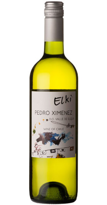 Elki Pedro Ximenez, Viña Falernia 2017, Elqui Valley, Chile